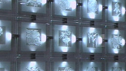The Art Glass Wall